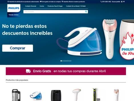 Tienda online de Tienda Philips [Argentina]