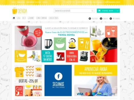 Tienda online de Tienda Denda