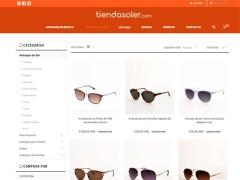 Venta online de Tienda Online en Tienda Soler (Anteojos)