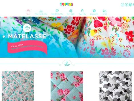 Tienda online de Trapitos – Venta online de Telas
