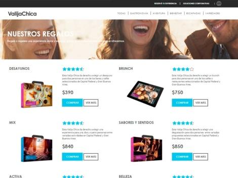 Tienda online de Valija Chica