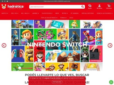 Tienda online de HADRIATICA Juegos