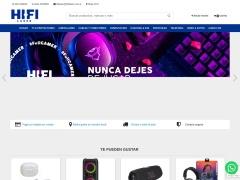Venta online de Tienda Online en Hi-Fi Láser