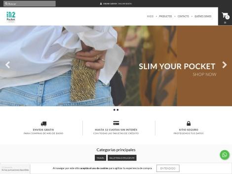 Tienda online de Into Pocket