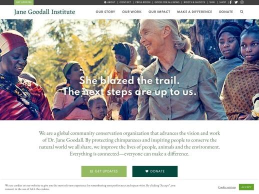 The Jane Goodall Institute