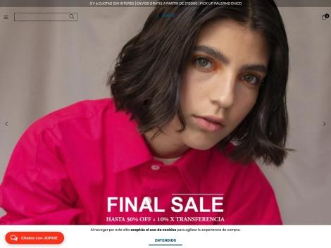 Tienda online de Jorge Fashion & Tailoring