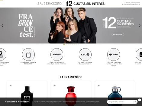 Tienda online de Perfumería Juleriaque