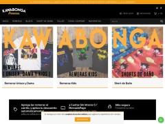 Venta online de Remeras en Kawabonga Remeras