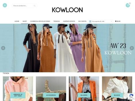 Tienda online de Kowloon Outfit