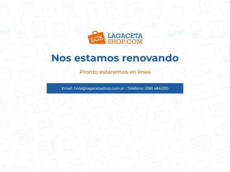 Tienda online de La Gaceta Shop