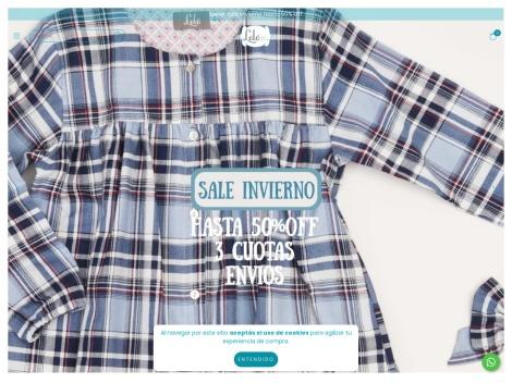 Tienda online de Loló para Chicos
