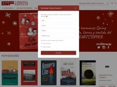 Venta online de Libros online en Librería Santa Fé LSF