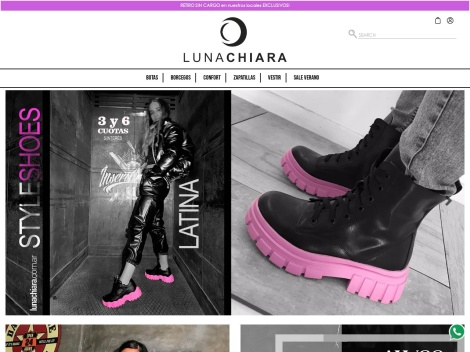 Tienda online de Luna Chiara Shop