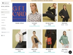 Venta online de Indumentaria Femenina en Malabia