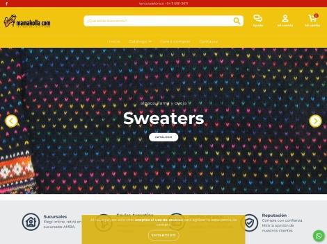 Tienda online de Mama Kolla