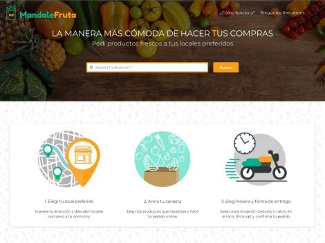Tienda online de Mandale Fruta