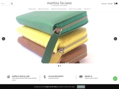 Venta online de Billeteras en Martina Faviano