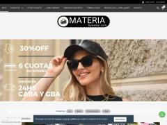Venta online de Anteojos en Materia Eyewear