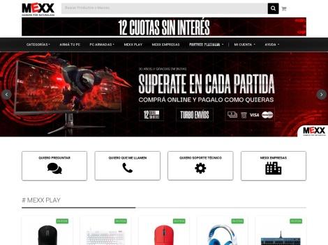 Tienda online de Mexx | Tienda de Computación