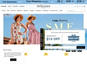Milanoo Coupon and Deals for May 2017