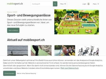 Mobile Sport
