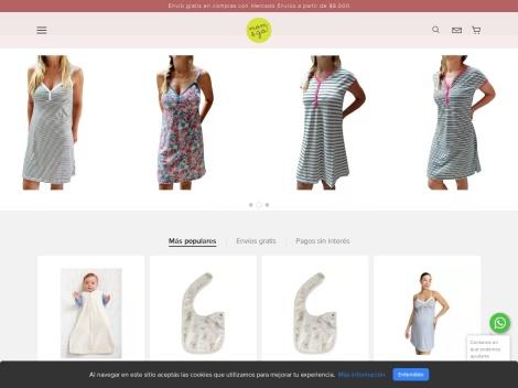 Tienda online de Mom & Go