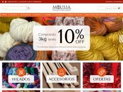 Venta online de Telas y Mercería en Moussa Lanas