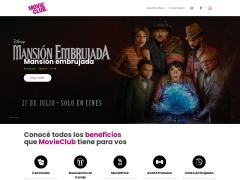 Venta online de Venta de Entradas para Espectáculos y Eventos en Movie Club Argentina