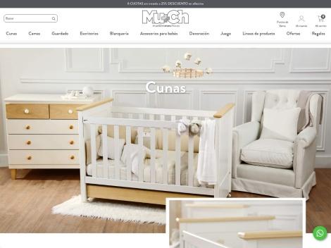 Tienda online de Muebles Más Chicos
