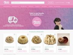 Venta online de Fiestas y Cotillón en Mundo Pastel