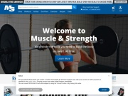 Muscle & Strength Coupon and Deals for November 2017