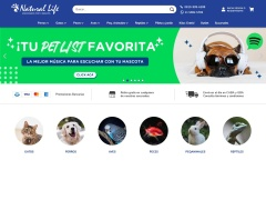 Venta online de Productos para Mascotas en Natural Life