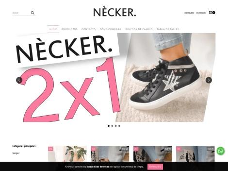Tienda online de NECKER Shoes