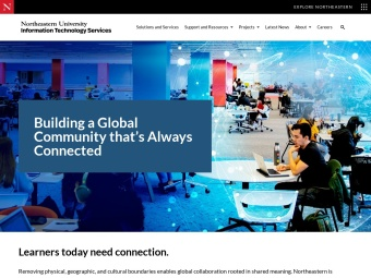 Information Services at Northeastern University