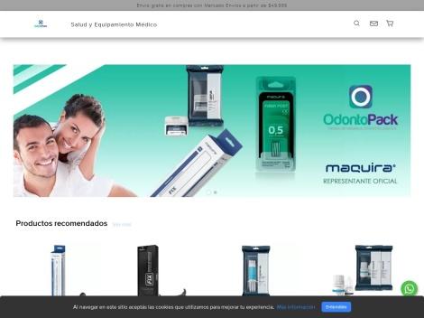 Tienda online de OdontoPack