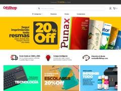 Venta online de Librería Comercial & Insumos de Oficinas en Ofishop – Artículos de oficina