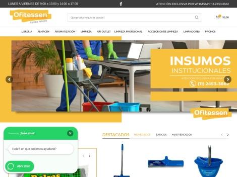 Tienda online de Venta de Artículos de Oficina – Ofitessen –