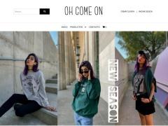 Venta online de Vestidos en Oh Come On!