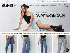 Venta online de Talles Grandes y Talles Especiales en OSAINA Jeans (Mayorista)