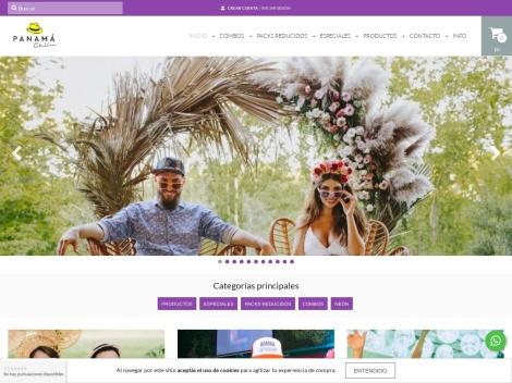 Tienda online de Panamá Cotillón