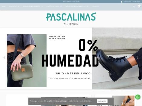 Tienda online de Pascalinas ✅ Calzado Femenino