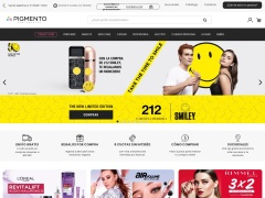 Venta online de Maquillajes, Perfumes y Productos de Belleza en Perfumerias Pigmento