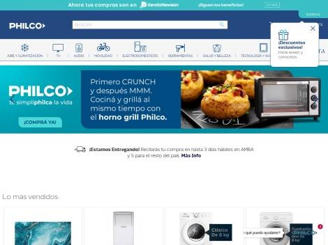 Tienda online de Tienda PHILCO
