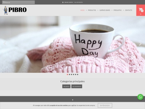 Tienda online de Pibro Lanas