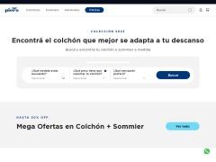 Venta online de Colchones en Piero Digital