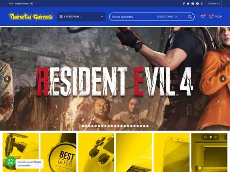 Tienda online de Planeta Games