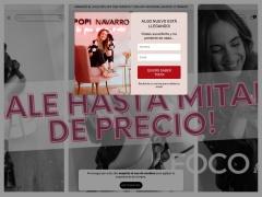 Venta online de Calzado Femenino en Popi Navarro