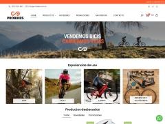 Venta online de Bicicletas en Probikes – Bicicletas