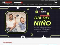 Venta online de Videojuegos y Consolas en PSC – Playstation Center
