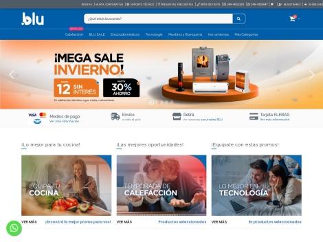 Tienda online de Punto Blu – House Store